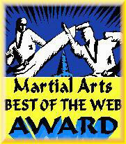 Martial Arts Best of the Web